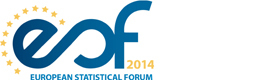 European Statistical Forum 2014