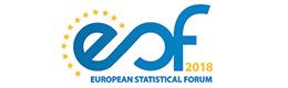 European Statistical Forum 2018