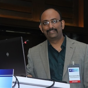 Dr Manoj Swaminathan